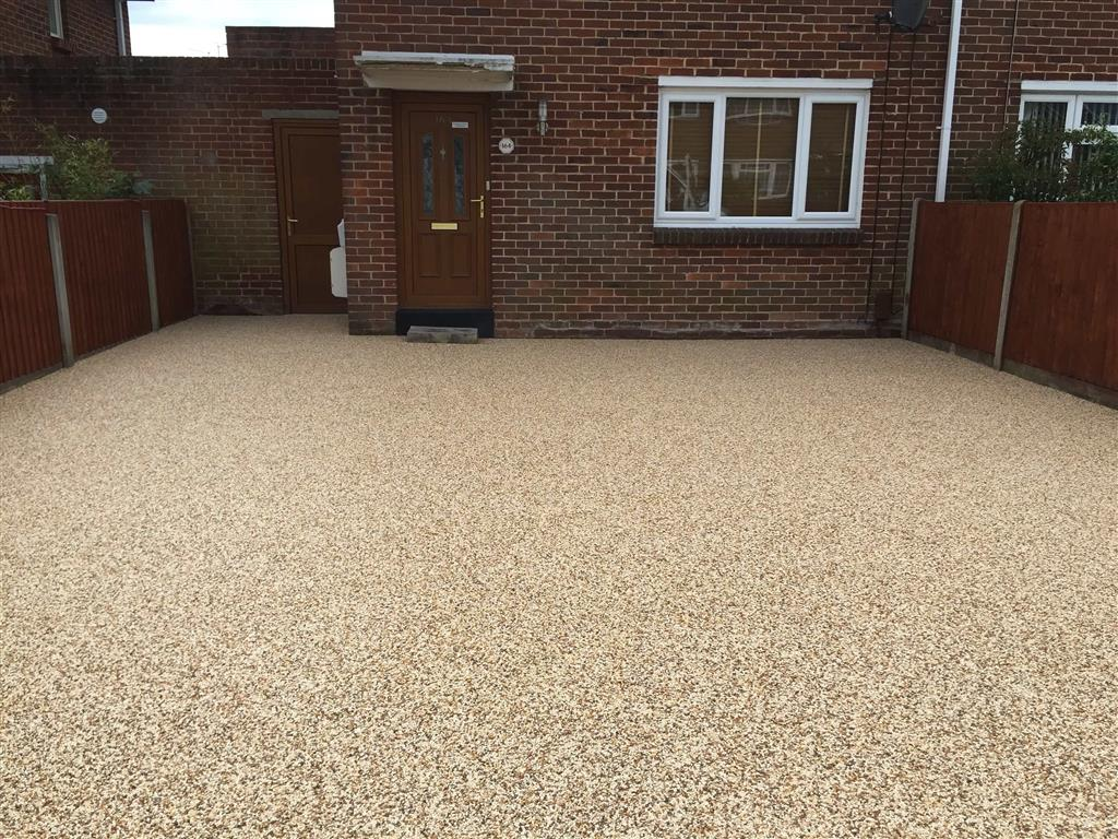 a stunning finish when you choose resin driveways in newcastle
