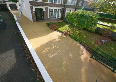 resin driveways newcastle