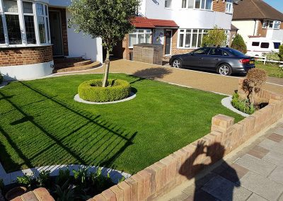 driveways and landscaping in newcastle